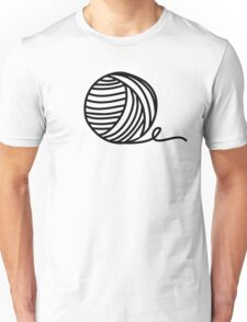 Yarn Addict Unisex T-Shirt
