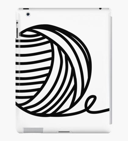 Yarn Addict iPad Case/Skin