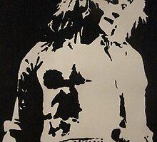 David Lee Roth (Van Halen) by prospekt