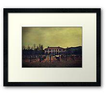 Grand Framed Print