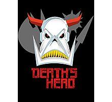 Death's Head - Colour Photographic Print