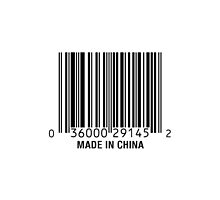 MADE IN CHINA by philbotic