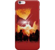 DEADBUNNEH - apocalypse RED iPhone Case/Skin