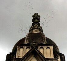 Mausoleum- New Orleans Sticker
