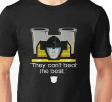 "Transformers - ""Sunstreaker (with Motto)"" Unisex T-Shirt"