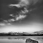 Tekapo Moonrise by meredithnz
