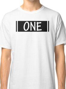 Band One Black Classic T-Shirt