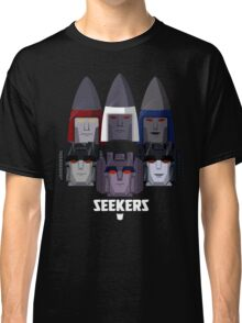 "Transformers - ""Seekers (Group)"" Classic T-Shirt"