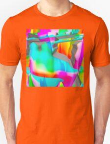 Gradient Frenzy T-Shirt