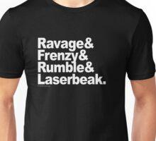 "Transformers - ""Text"" Unisex T-Shirt"