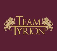 Team Tyrion by GrlizzyBear