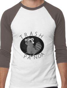 Trash Panda  Men's Baseball ¾ T-Shirt