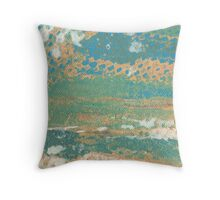 Playa Del Rey Throw Pillow