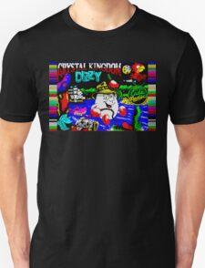 Crystal Kingdom Dizzy Unisex T-Shirt