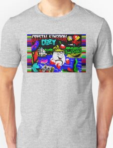 Crystal Kingdom Dizzy T-Shirt