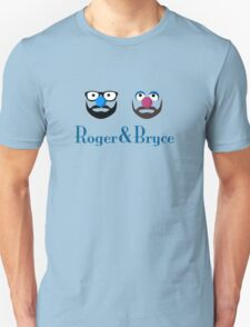 Roger & Bryce - Plain Tee Light Unisex T-Shirt