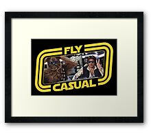 Smugglers who fly....  Framed Print