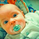 Baby eyes by evergleammm