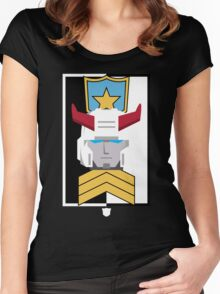"""Transformers - """"Prowl"""" Women's Fitted Scoop T-Shirt"""