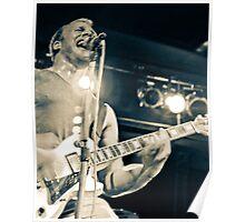 Guitar God Poster