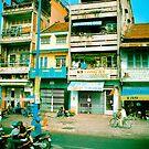 Vietnam Scooters by evergleammm