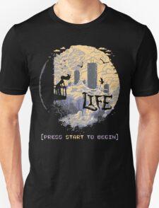 Press Start Unisex T-Shirt