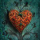 Mosaic Valentine by Elizabeth Burton