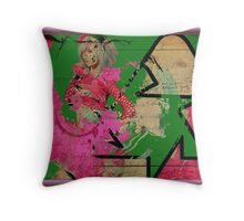 runaround sue Throw Pillow
