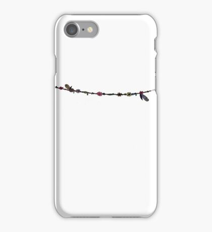 One rope with billion of colors  iPhone Case/Skin