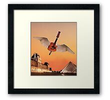Didn't We Almost Have It All Framed Print