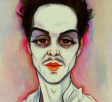 Andrew Scott: Mwah by Lisa Broadley
