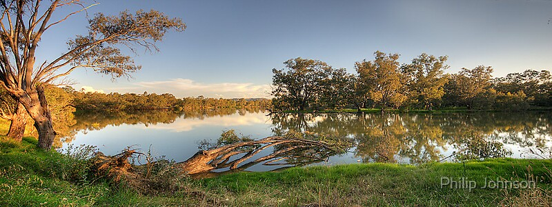 Quot Rivers Bend Panoramic Murray River Albury Nsw