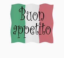Buon appetito! Womens Fitted T-Shirt