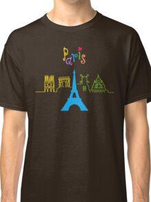 I love Paris Classic T-Shirt
