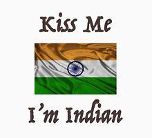 Kiss Me I'm Indian Unisex T-Shirt