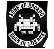 Sons of Arcade Poster