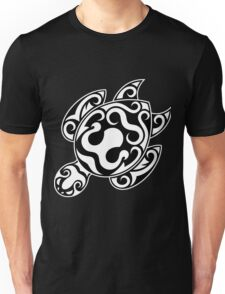 Tribal turtle design Unisex T-Shirt