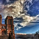 Notre Dame de Paris by Wendy  Rauw