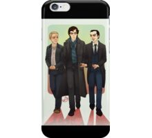 Baker Street BAMFS iPhone Case/Skin