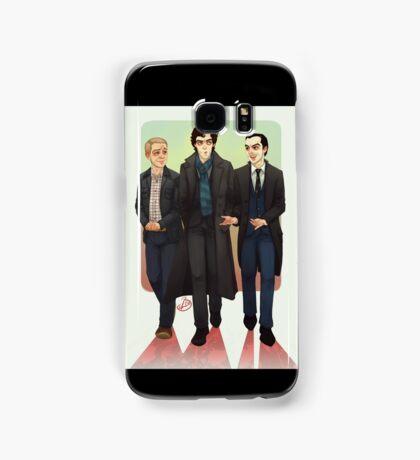 Baker Street BAMFS Samsung Galaxy Case/Skin