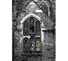 What Light Through Yonder Window Shines? Photographic Print