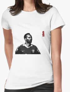 GIGGS the true legend Womens Fitted T-Shirt