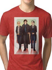 Baker Street BAMFS Tri-blend T-Shirt