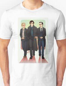 Baker Street BAMFS Unisex T-Shirt