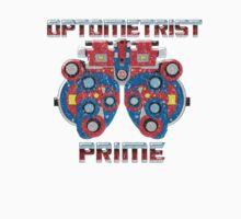 Optometrist Prime One Piece - Short Sleeve