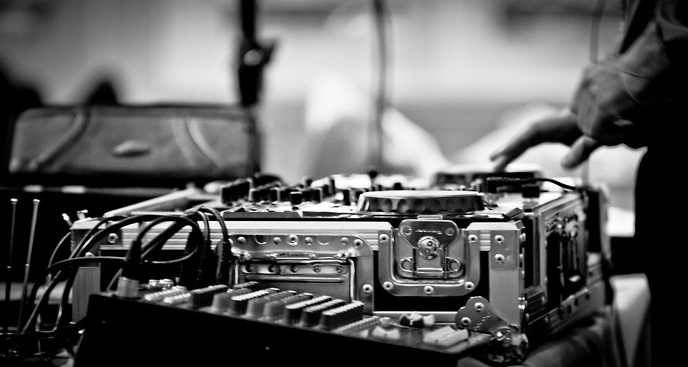 DJ by Paul Louis Villani