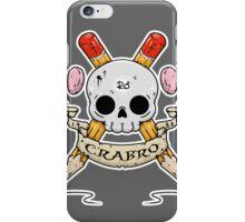 Crabro Skull iPhone Case/Skin