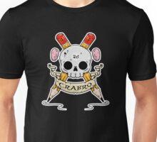 Crabro Skull Unisex T-Shirt