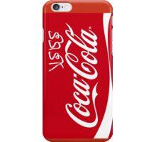 Arab Coke iPhone Case/Skin