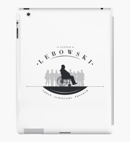 Little Lebowski Urvan Achievers iPad Case/Skin